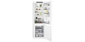 AEG SCE81816TS Beépíthető kombinált hűtőszekrény