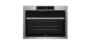 AEG KME761000M Beépíthető kompakt sütő