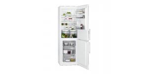 AEG RCB534E1LW Kombinált Hűtőszekrény