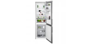AEG RCB632E5MX Kombinált Hűtőszekrény