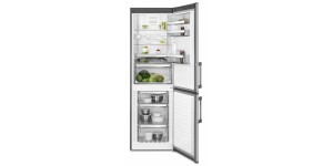 AEG RCB63326OX Kombinált Hűtőszekrény