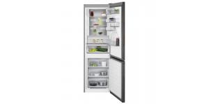 AEG RCB732E5MB Kombinált Hűtőszekrény