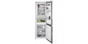 AEG RCB732E5MX Kombinált Hűtőszekrény