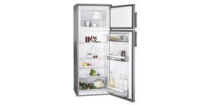 AEG RDB72321AX Hűtőszekrény Felülfagyasztós