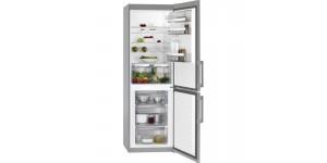AEG RCB53421LX Kombinált Hűtőszekrény