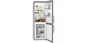 AEG RCB53426TX Kombinált Hűtőszekrény