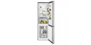 AEG RCB83724MX Kombinált Hűtőszekrény