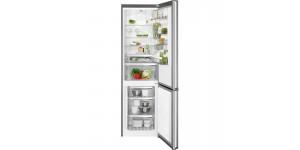 AEG RCB93734KX Kombinált Hűtőszekrény