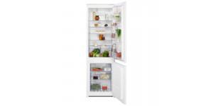 Electrolux ENN2852ACW Beépíthető kombinált hűtőszekrény