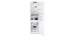 Electrolux ENT8TE18S Beépíthető kombinált hűtőszekrény